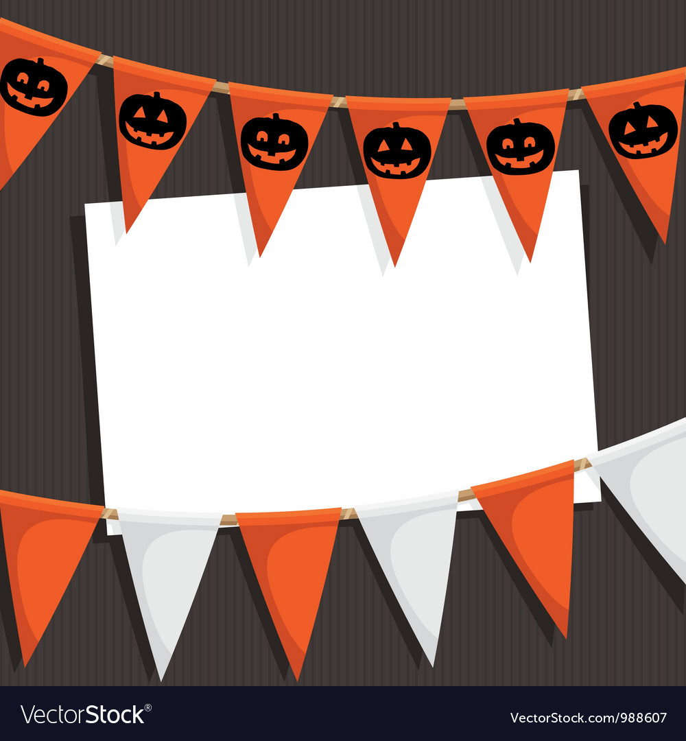 Halloween card vector   Price: 1 Credit (USD $1)