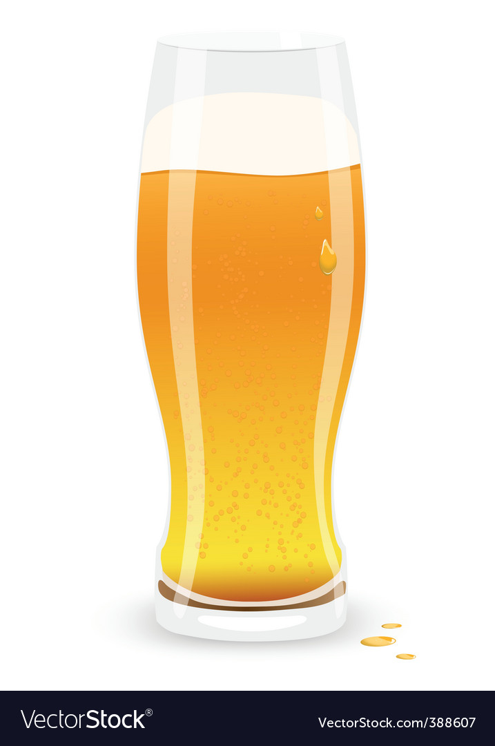 Lager beer vector | Price: 1 Credit (USD $1)