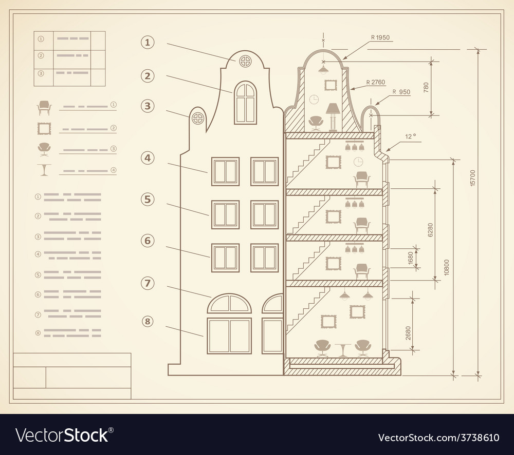 Plan facility vector | Price: 1 Credit (USD $1)
