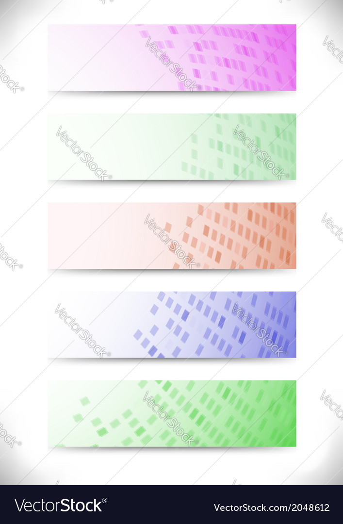 Business cards templates collection vector | Price: 1 Credit (USD $1)
