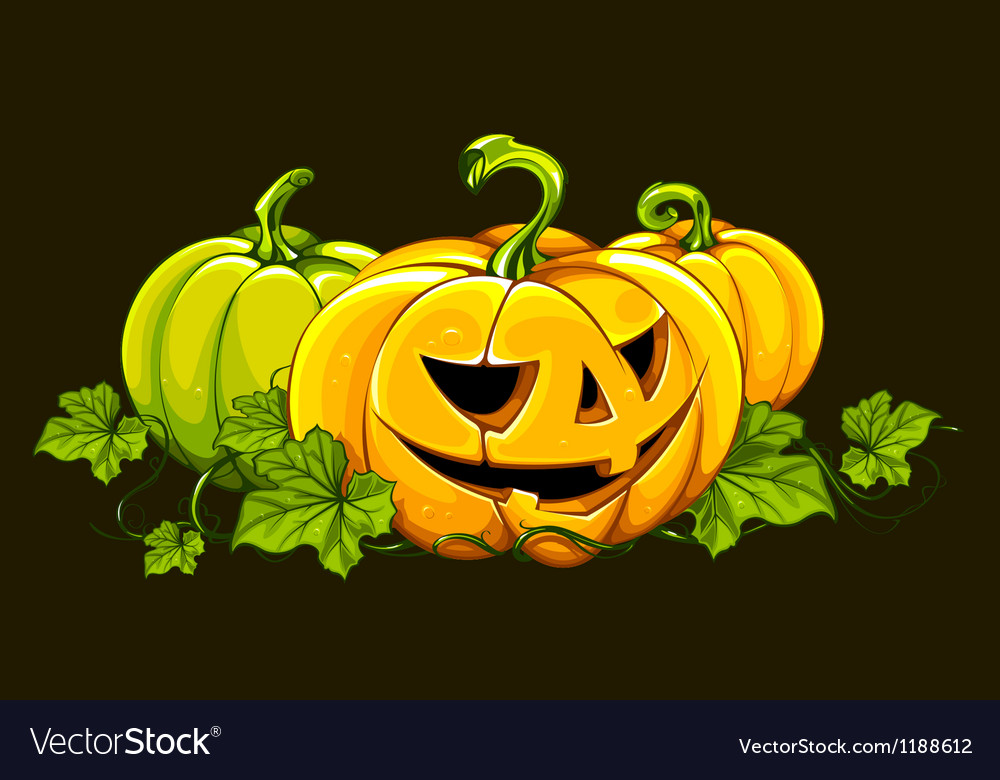 Halloween picture vector | Price: 3 Credit (USD $3)