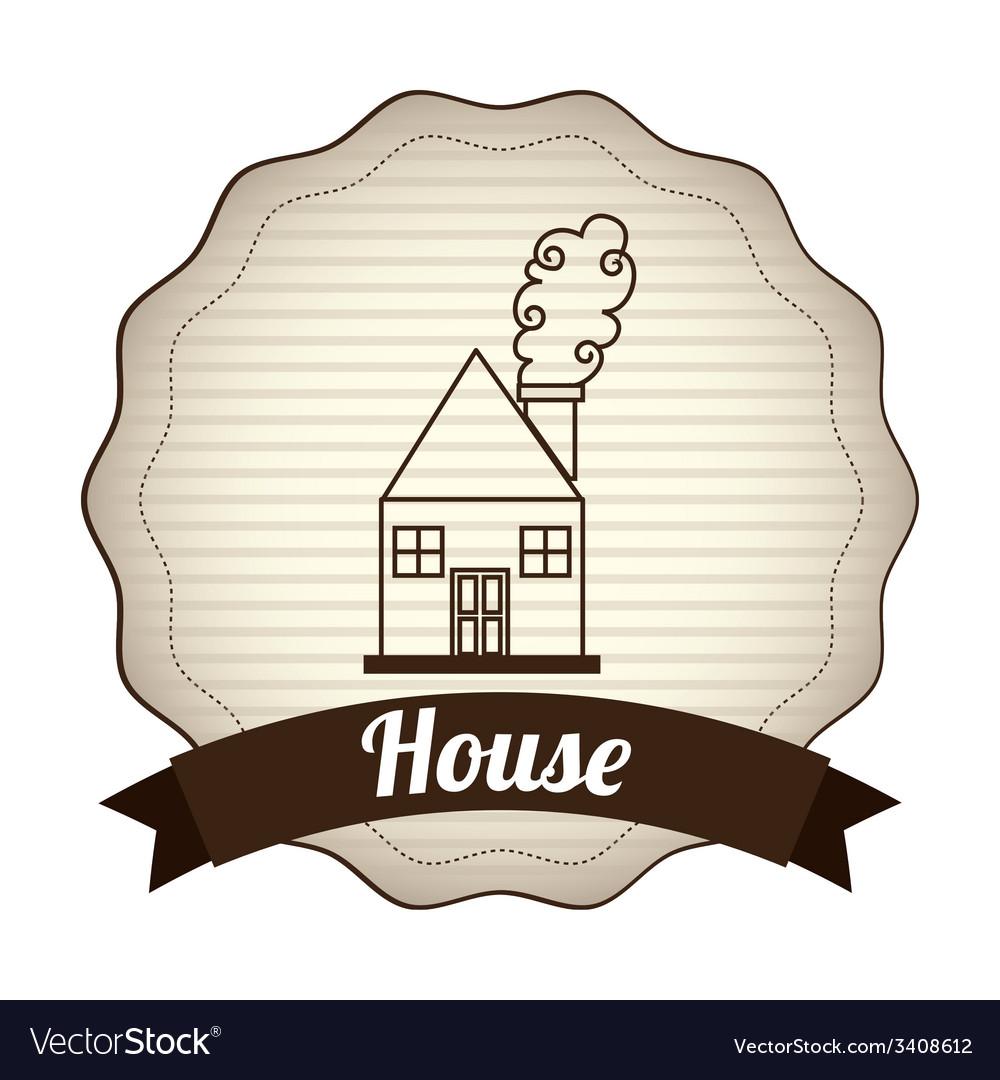 House design vector   Price: 1 Credit (USD $1)