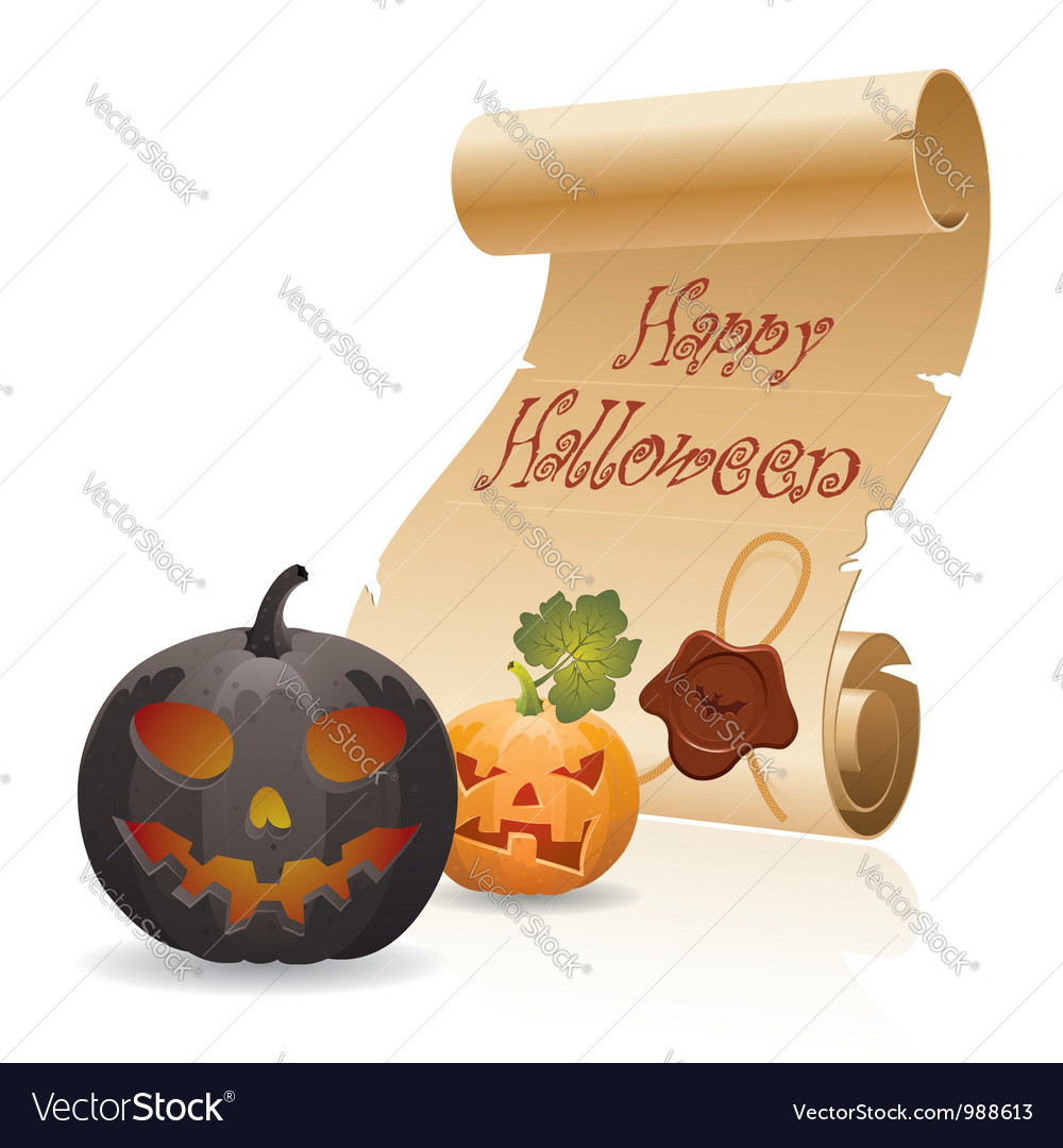 Concept - halloween vector | Price: 3 Credit (USD $3)