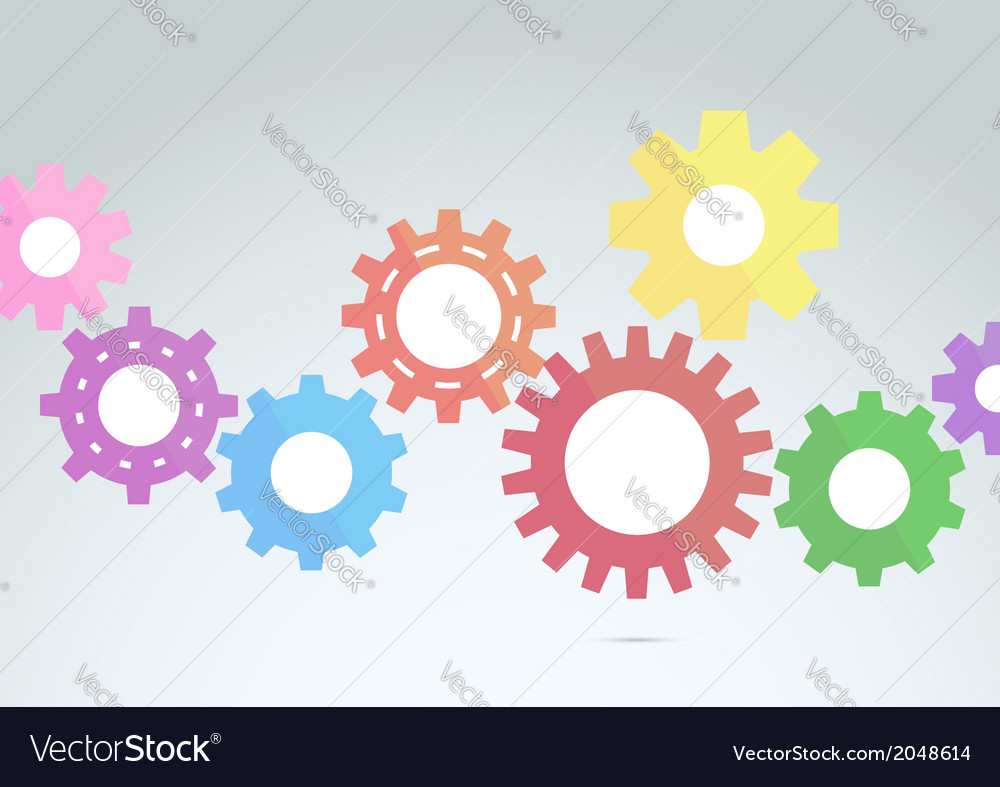 Engineering graphic concept - technology vector | Price: 1 Credit (USD $1)