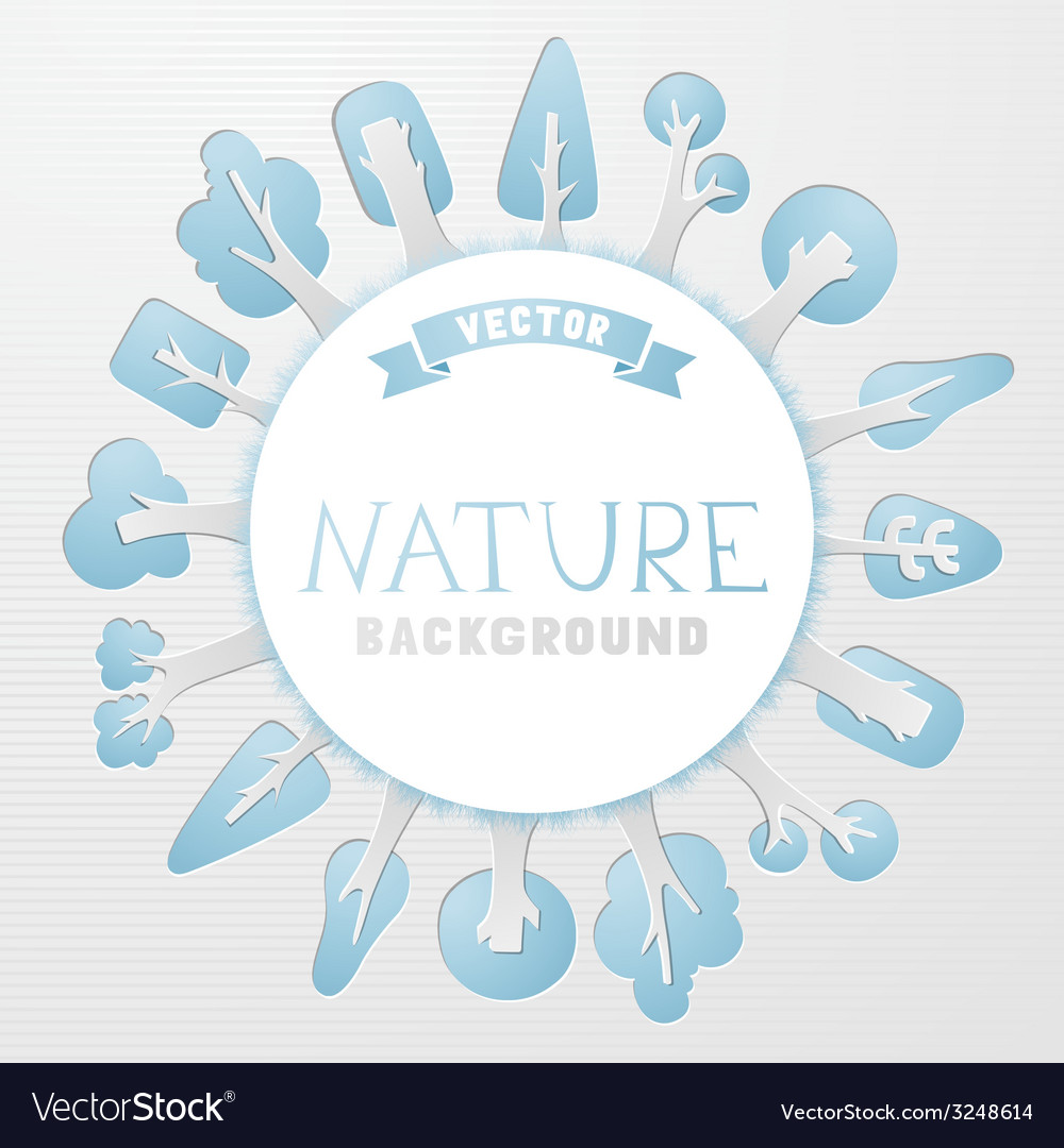Paper nature background vector | Price: 1 Credit (USD $1)