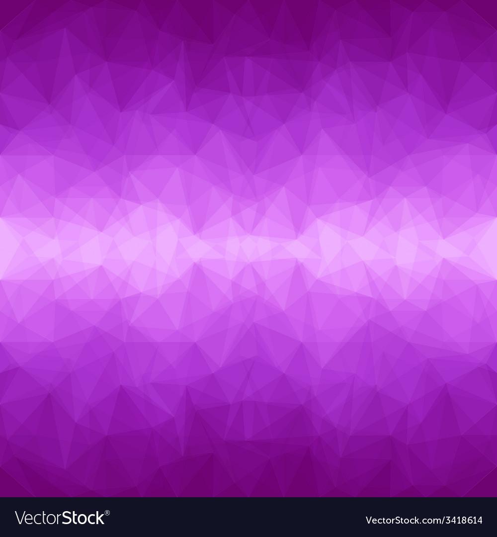 Purple mosaic background vector | Price: 1 Credit (USD $1)