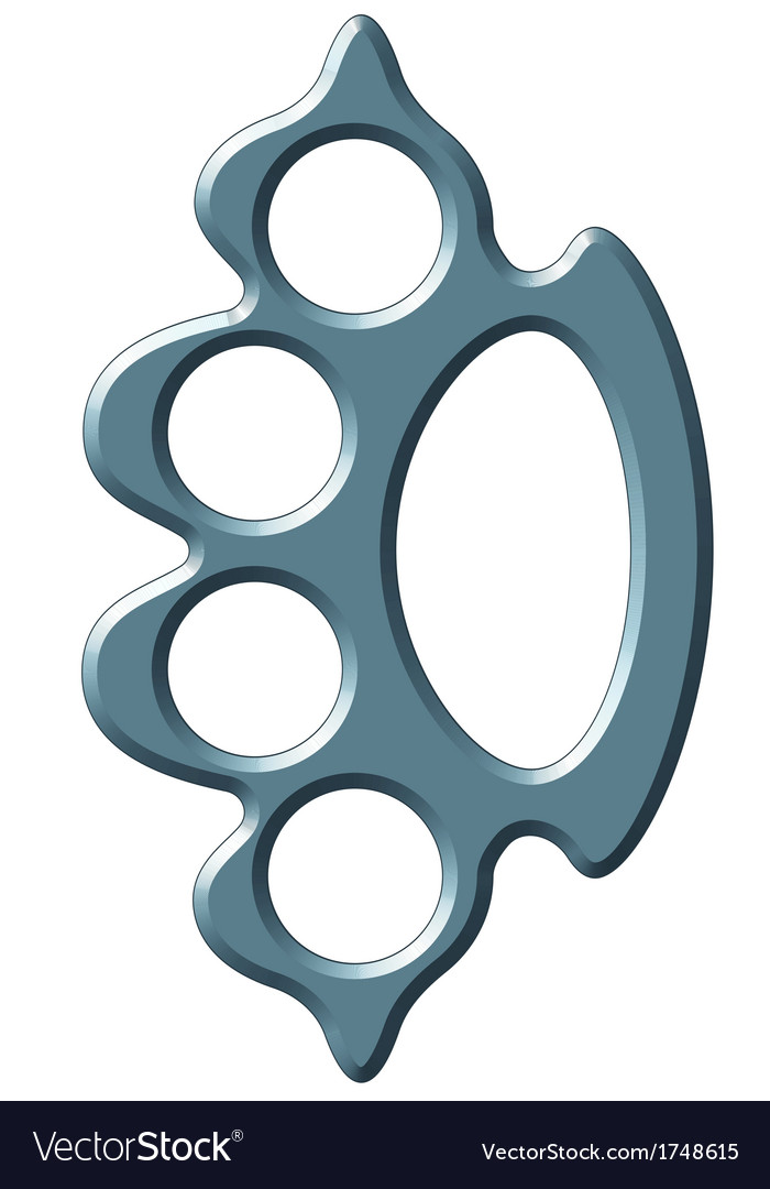 Knuckleduster vector | Price: 1 Credit (USD $1)