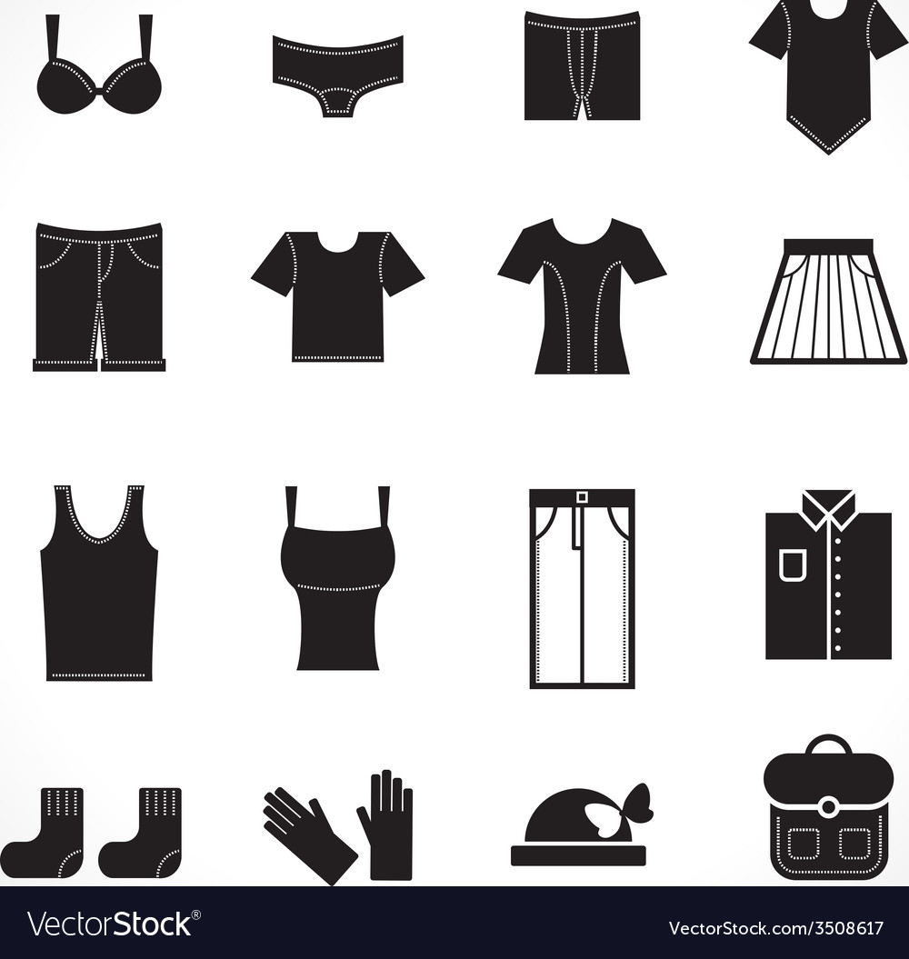 Clothes vector | Price: 1 Credit (USD $1)