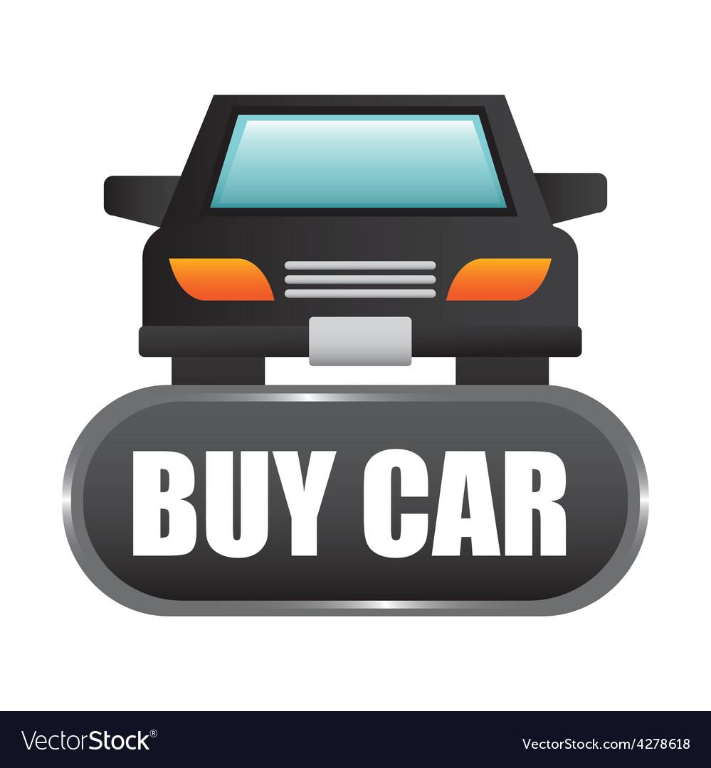 Car concept vector | Price: 1 Credit (USD $1)