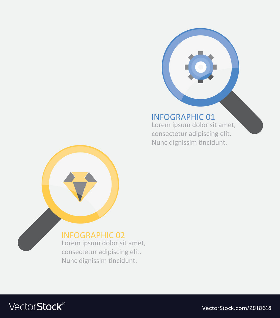 Infographic 35 vector | Price: 1 Credit (USD $1)