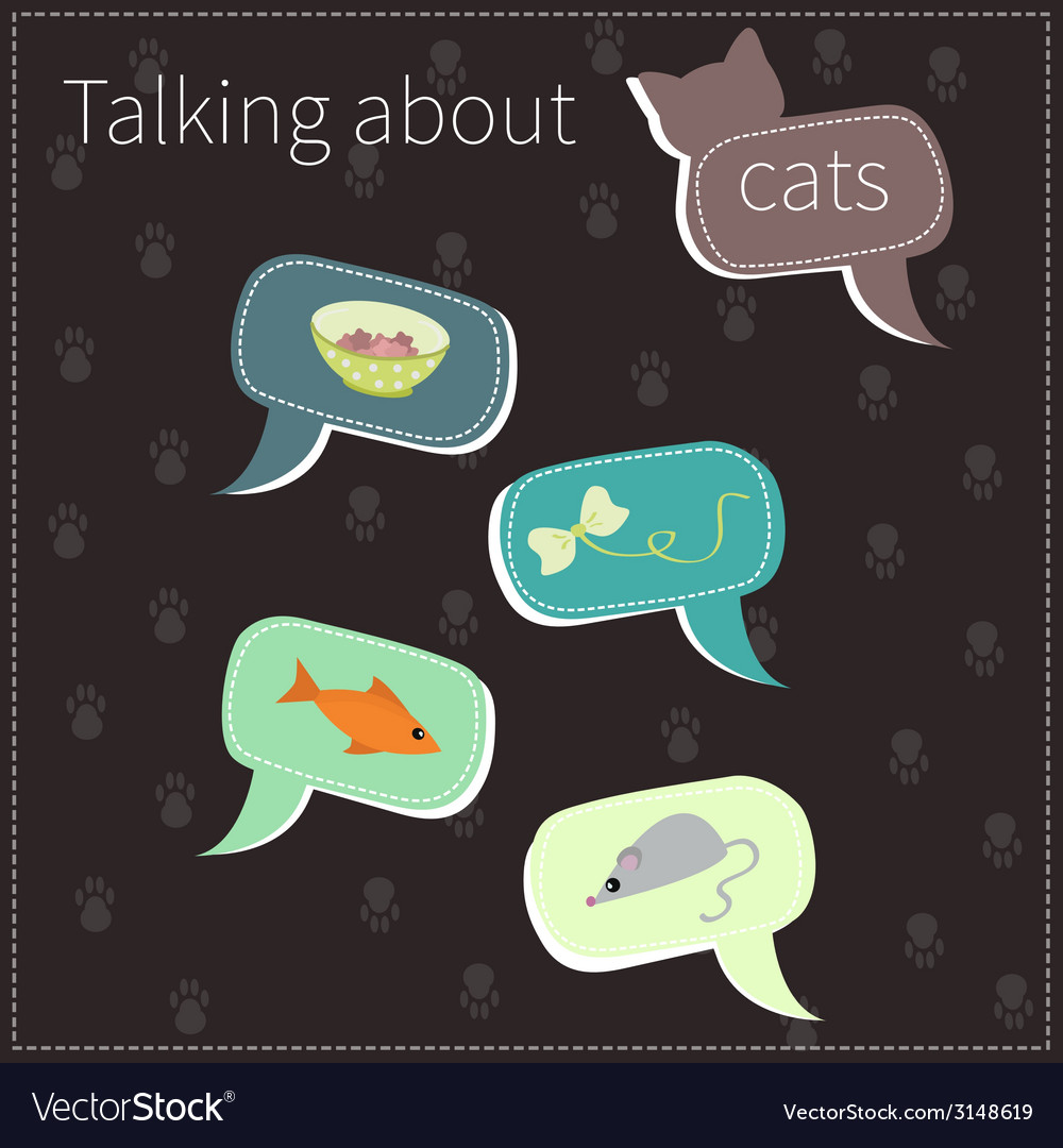 About cats vector | Price: 1 Credit (USD $1)