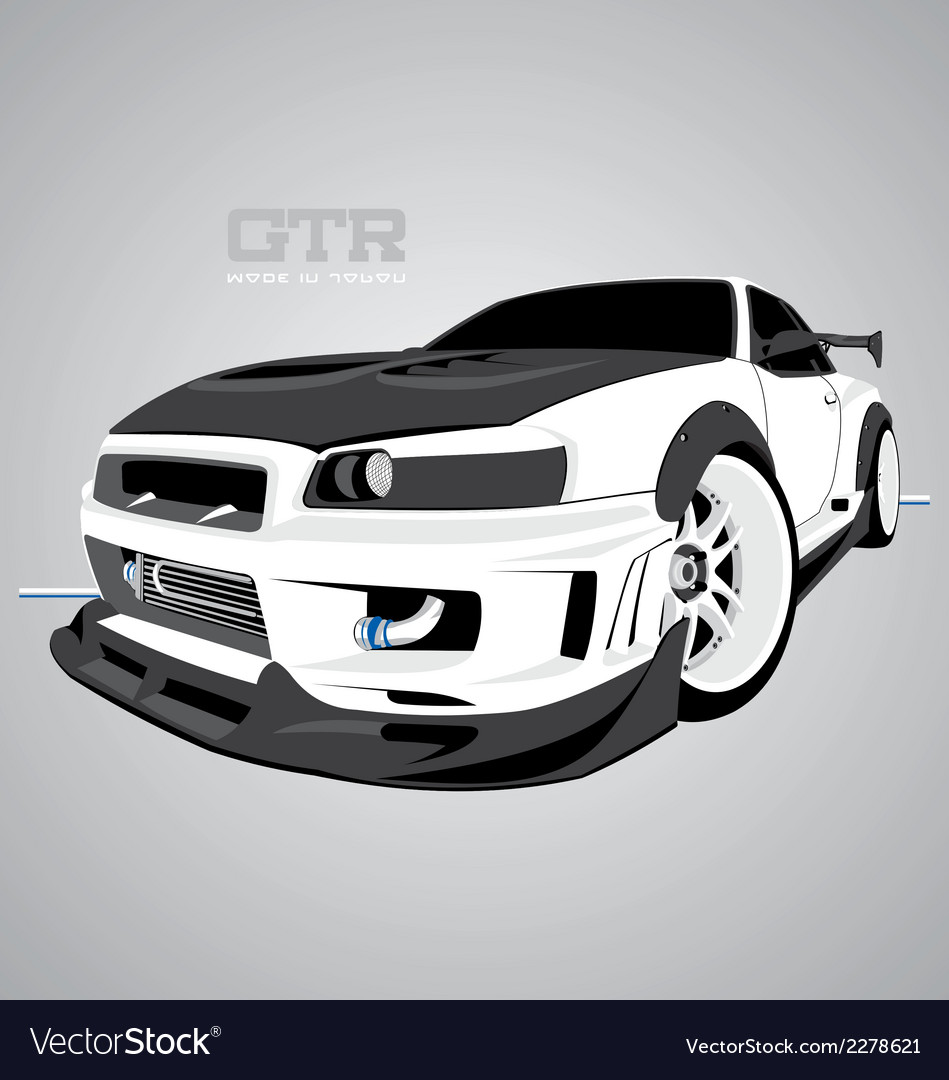 Gtr vector | Price: 1 Credit (USD $1)