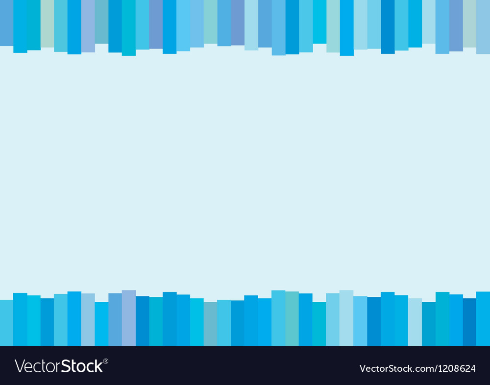 The modern vertical blue lines on background vector | Price: 1 Credit (USD $1)