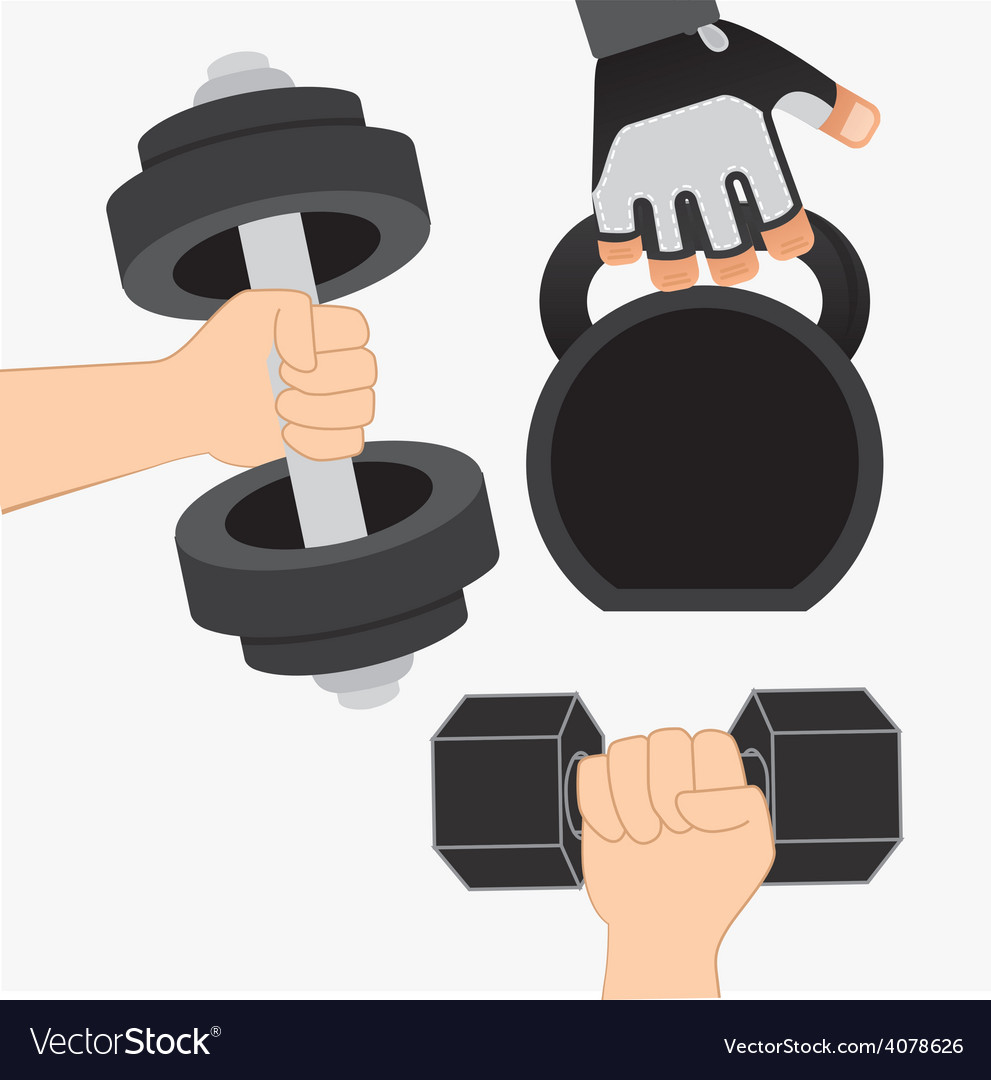 Gym concept vector | Price: 1 Credit (USD $1)