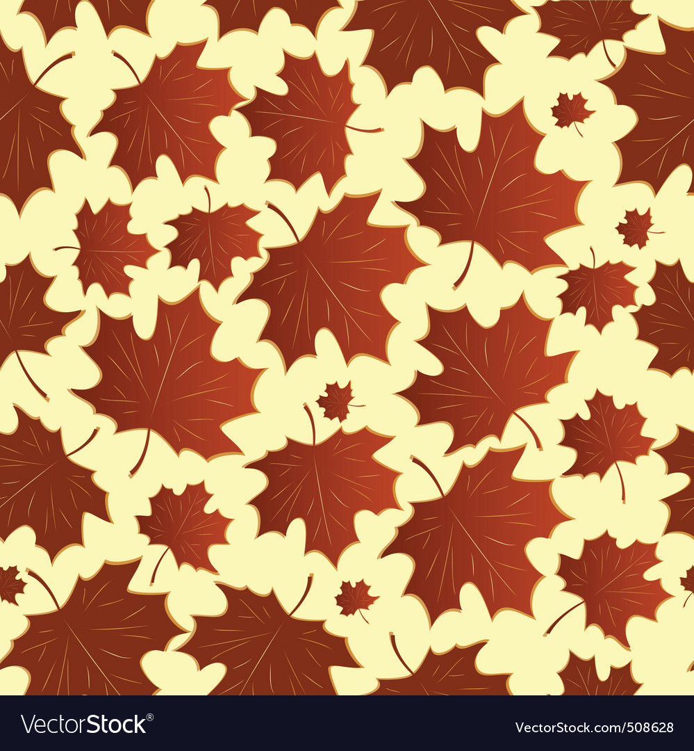 Maple background vector | Price: 1 Credit (USD $1)