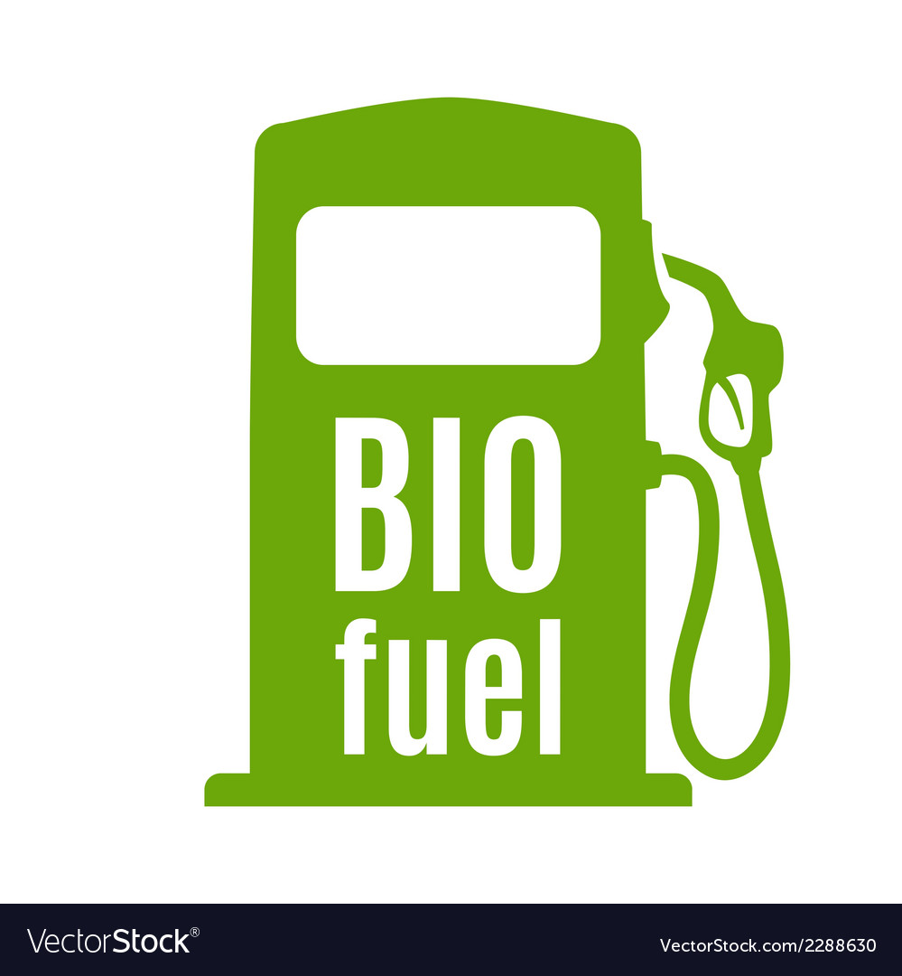 Bio fuel pump vector | Price: 1 Credit (USD $1)