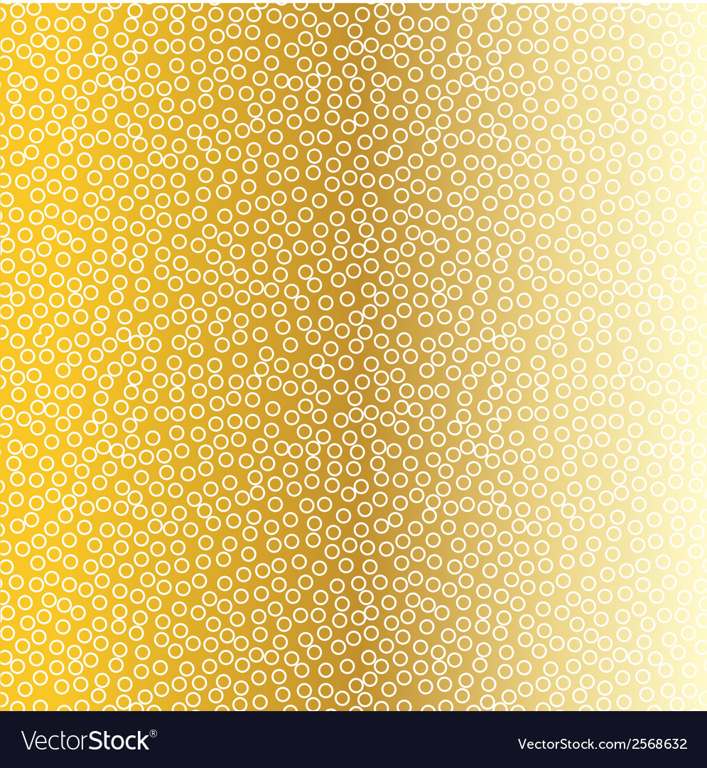 Gold circle texture vector | Price: 1 Credit (USD $1)