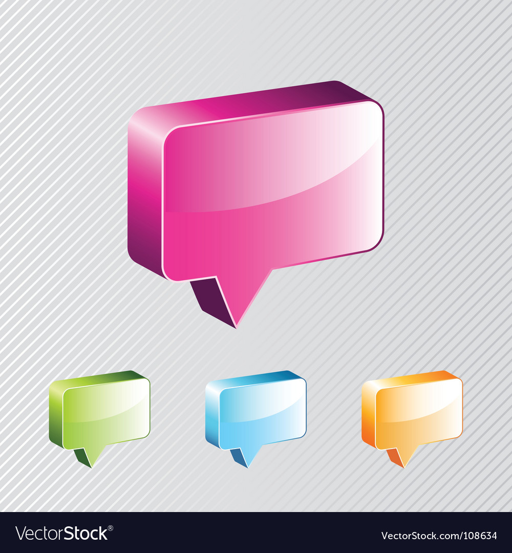Dialog box vector | Price: 1 Credit (USD $1)