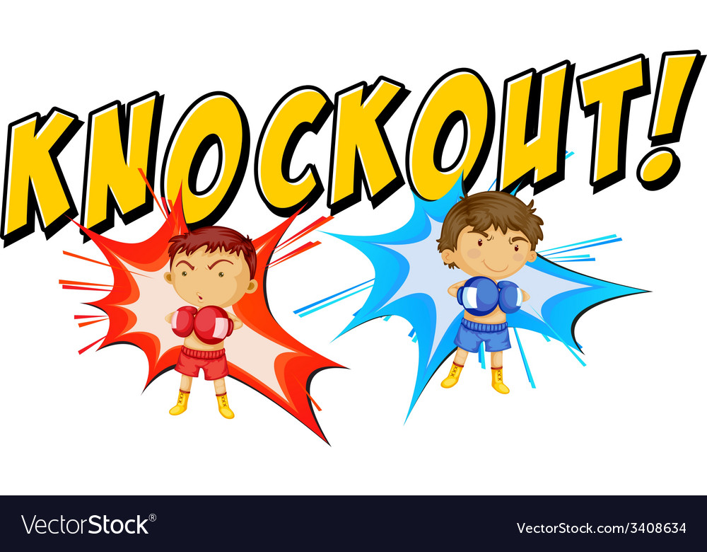 Knockout vector | Price: 1 Credit (USD $1)