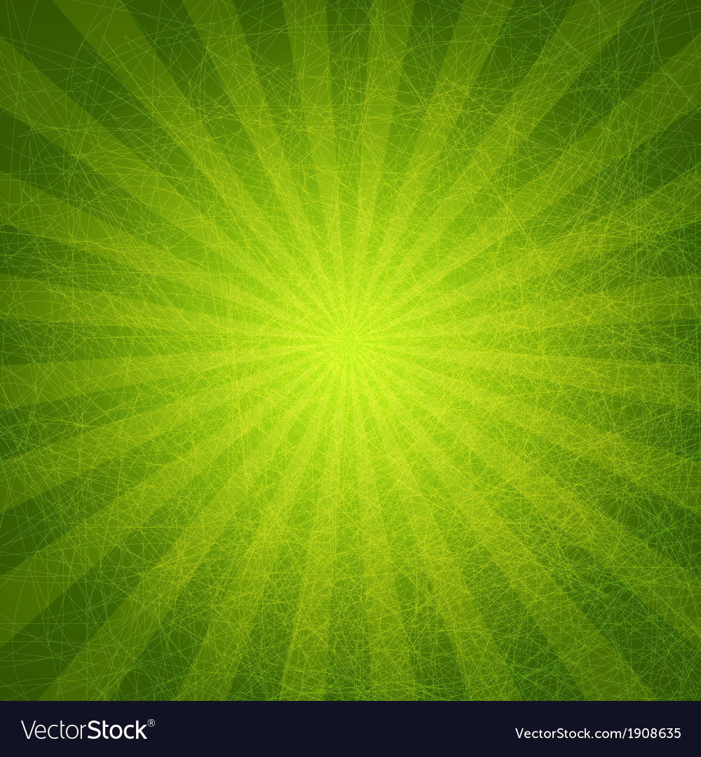 Abstract green grunge background vector | Price: 1 Credit (USD $1)