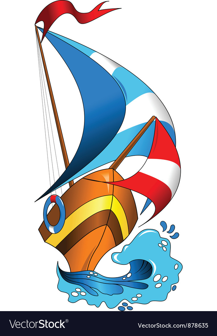 Sea regatta vector | Price: 1 Credit (USD $1)