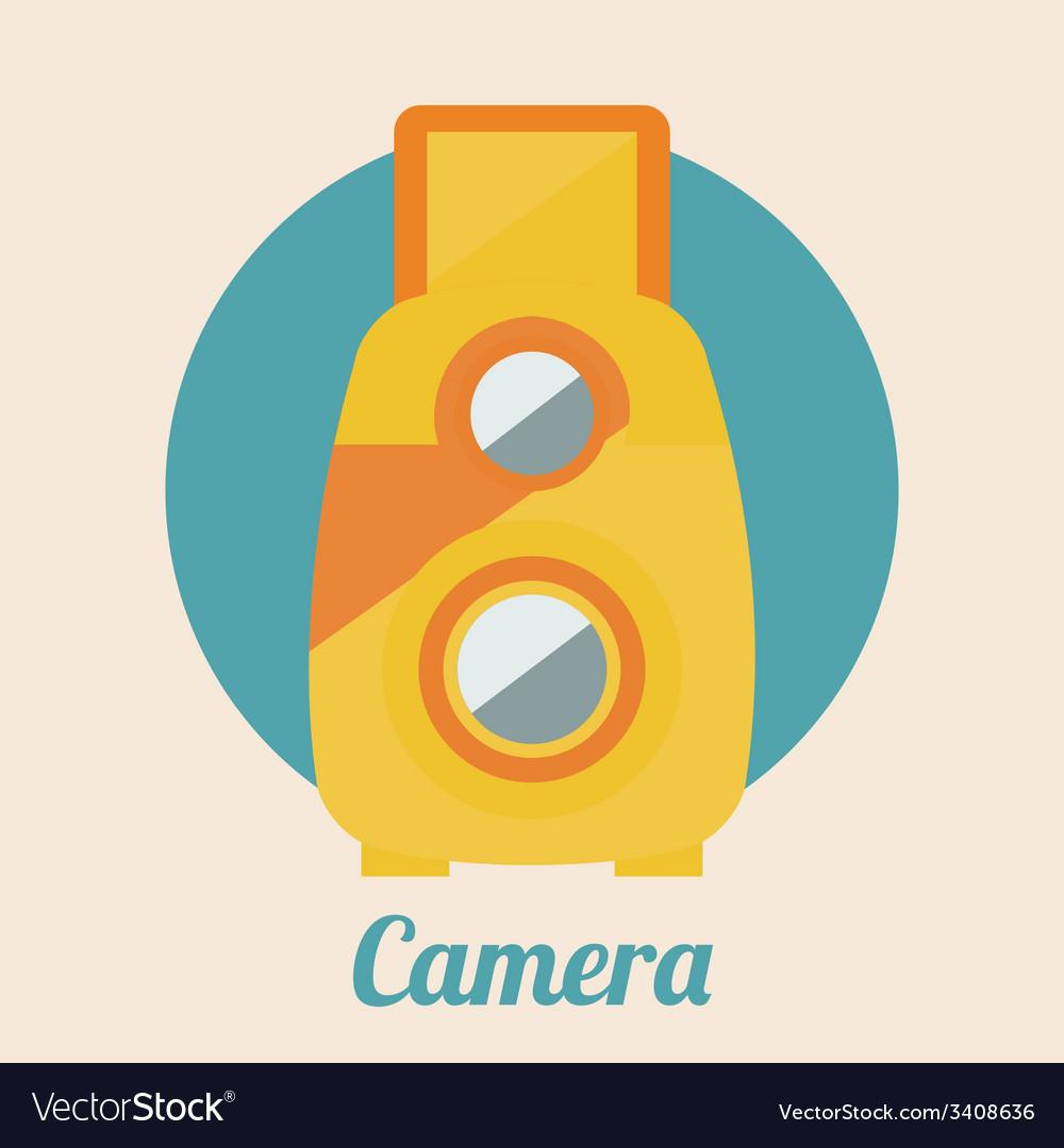 Camera design vector   Price: 1 Credit (USD $1)