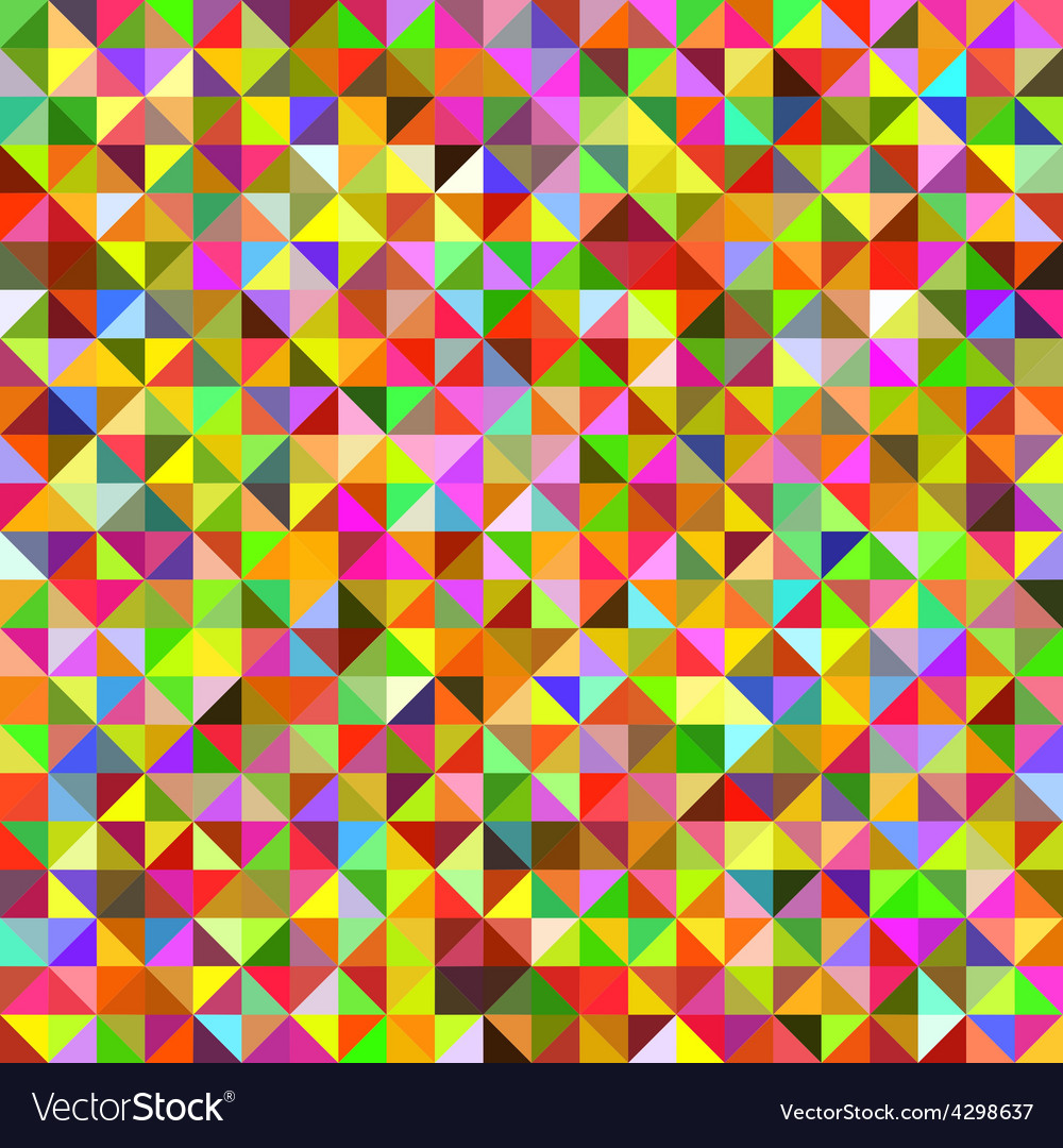 Abstract vintage polygonal background vector | Price: 1 Credit (USD $1)
