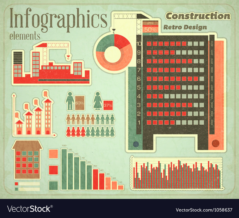 Construction icons and graphics vector | Price: 3 Credit (USD $3)