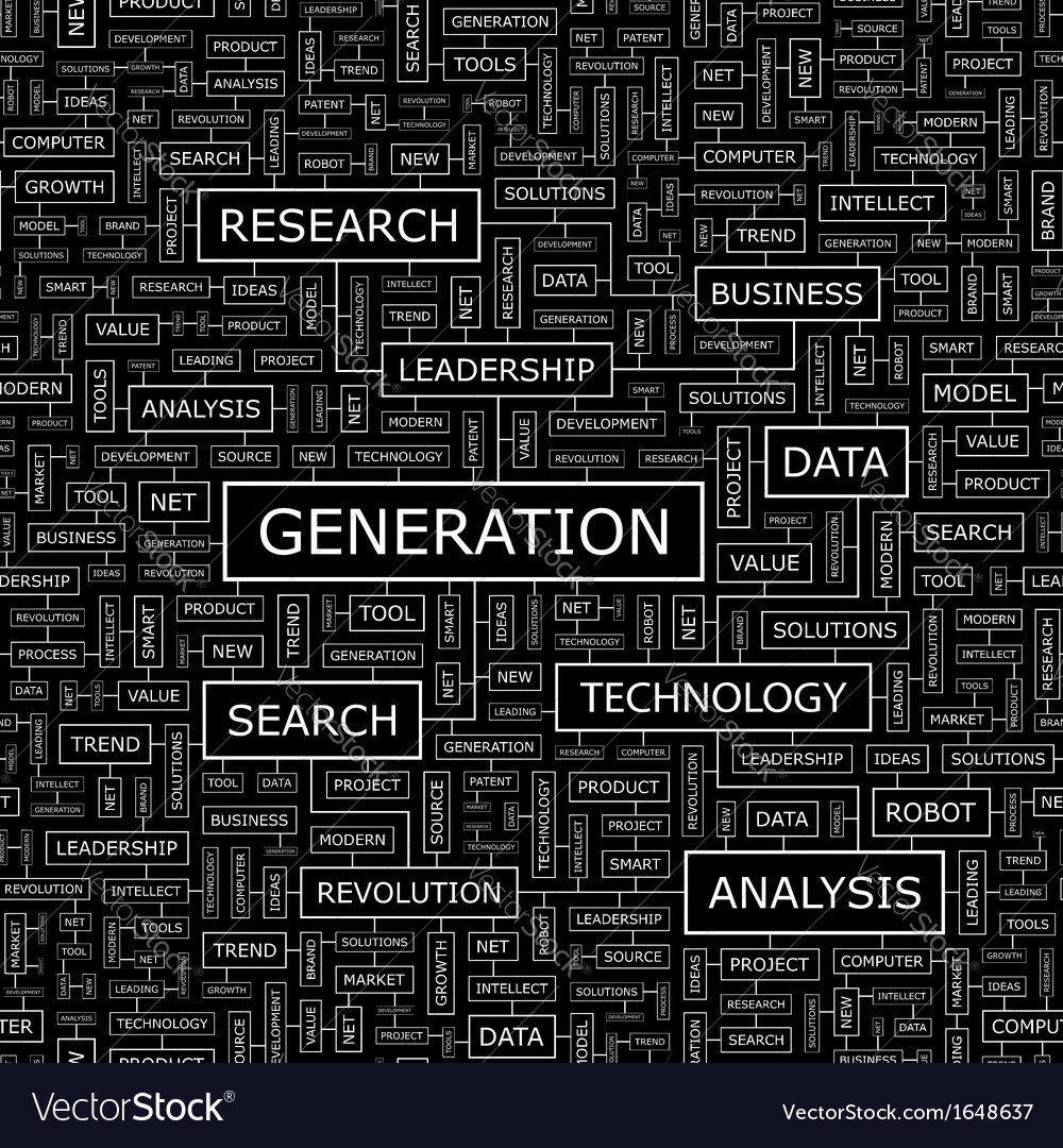 Generation vector | Price: 1 Credit (USD $1)