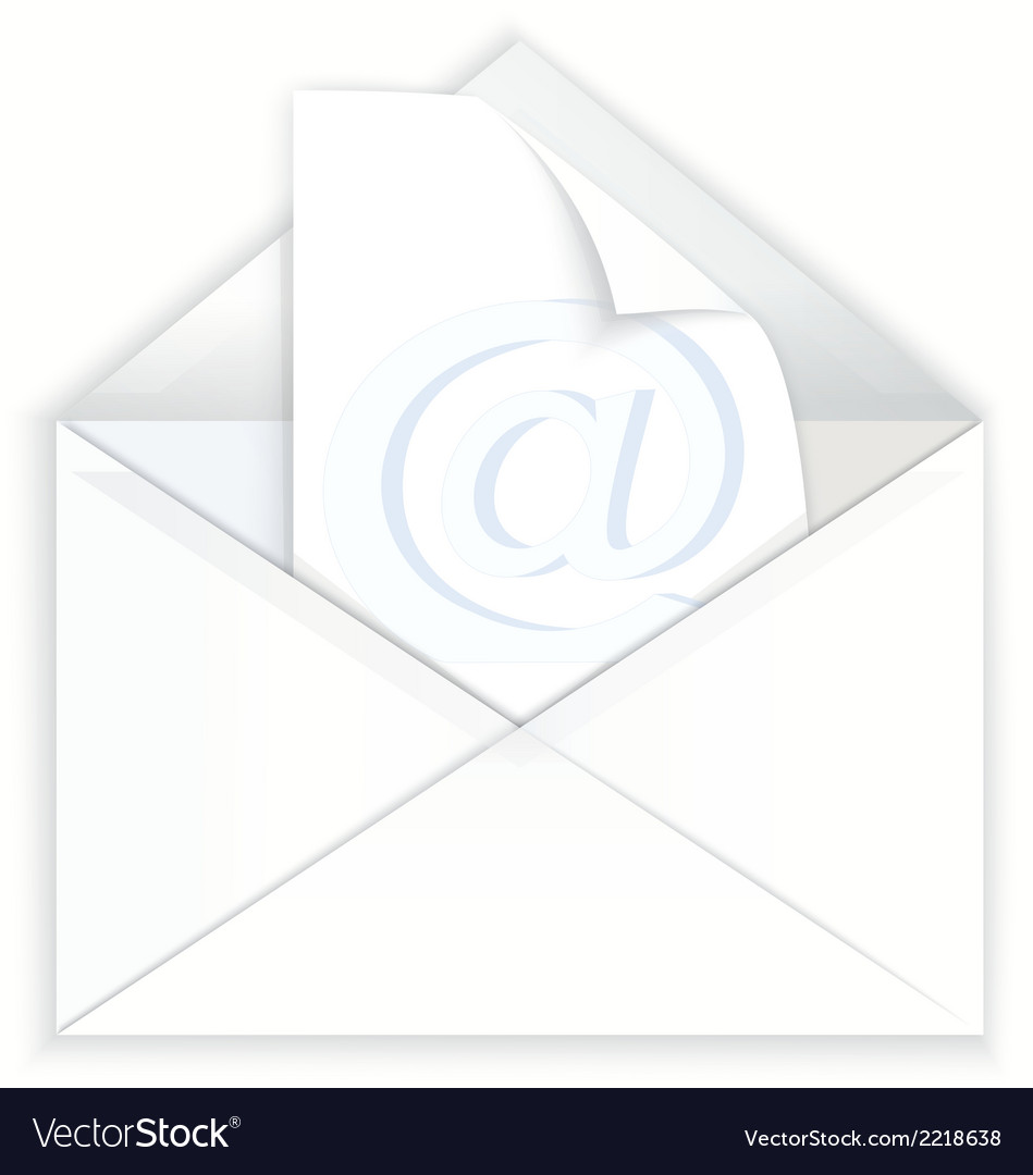 White envelope and watermark paper vector   Price: 1 Credit (USD $1)