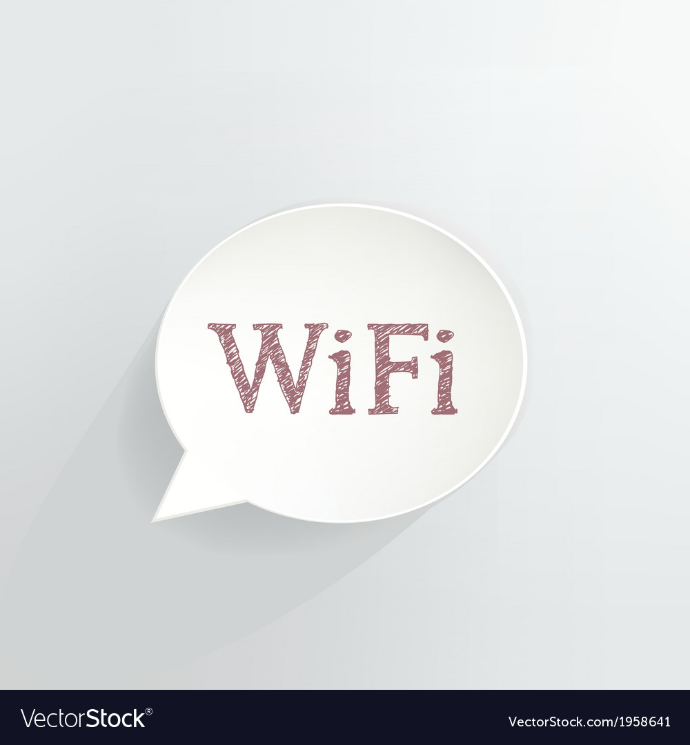 Wifi vector | Price: 1 Credit (USD $1)