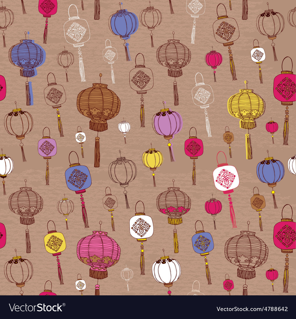 Classic chinese new year background vector | Price: 1 Credit (USD $1)