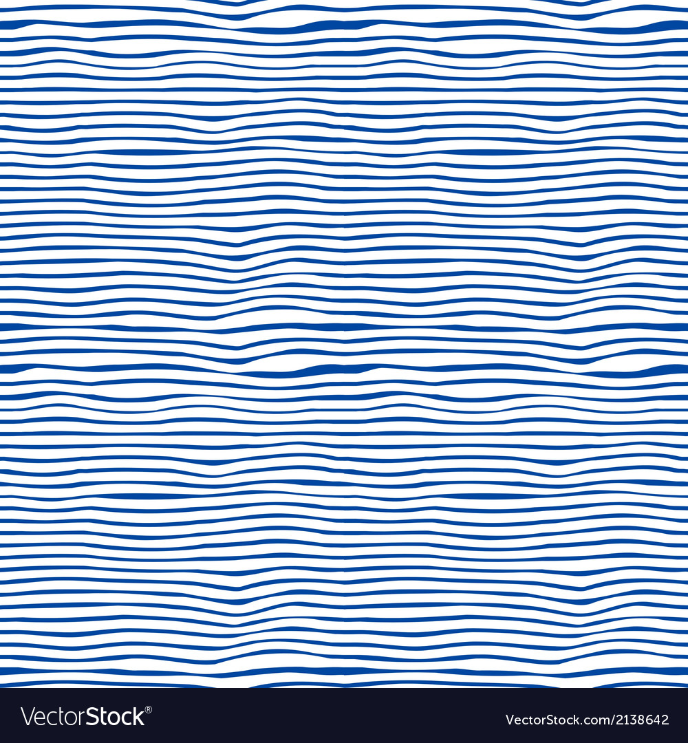 Seamless blue and white stripes background vector | Price: 1 Credit (USD $1)
