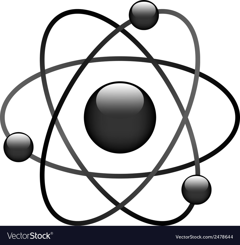 Atom vector | Price: 1 Credit (USD $1)