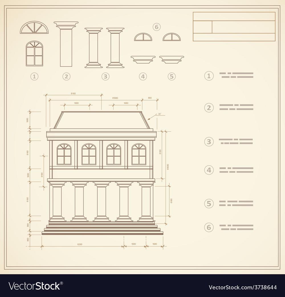 Retro print vector | Price: 1 Credit (USD $1)