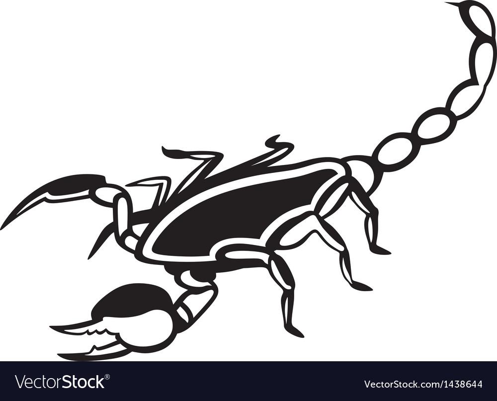 Scorpion pandinus imperator vector   Price: 1 Credit (USD $1)
