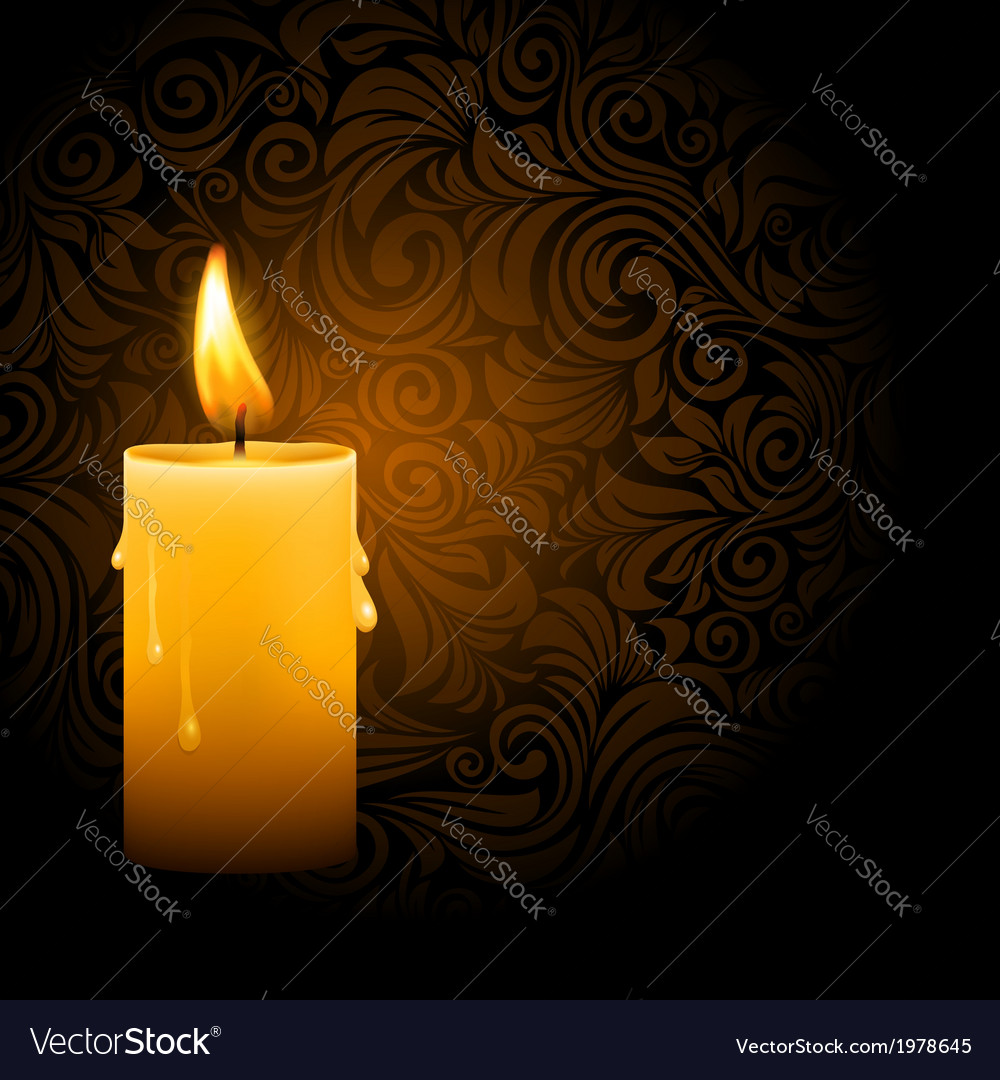 Candle vector   Price: 1 Credit (USD $1)