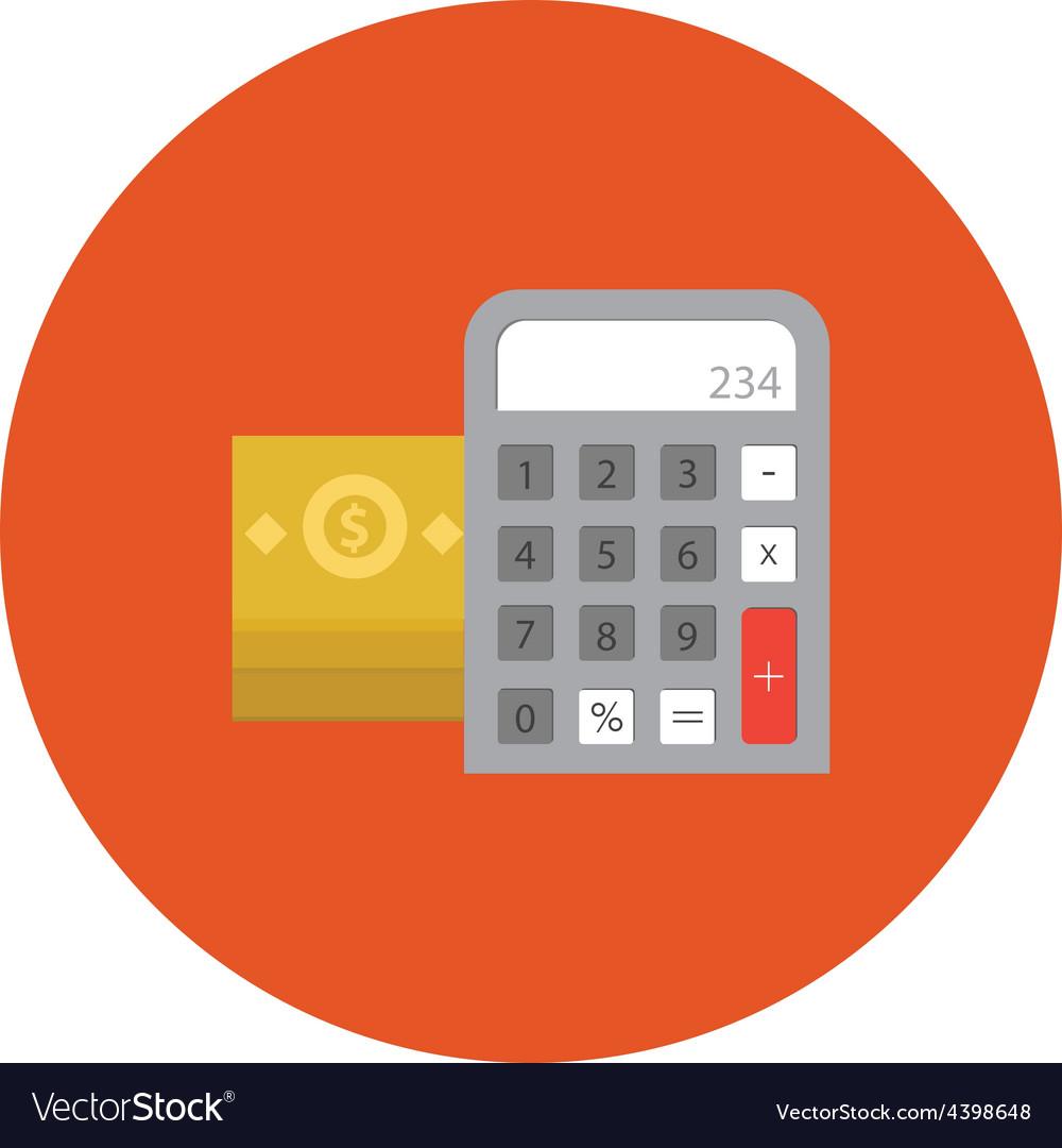 Calculator vector   Price: 1 Credit (USD $1)