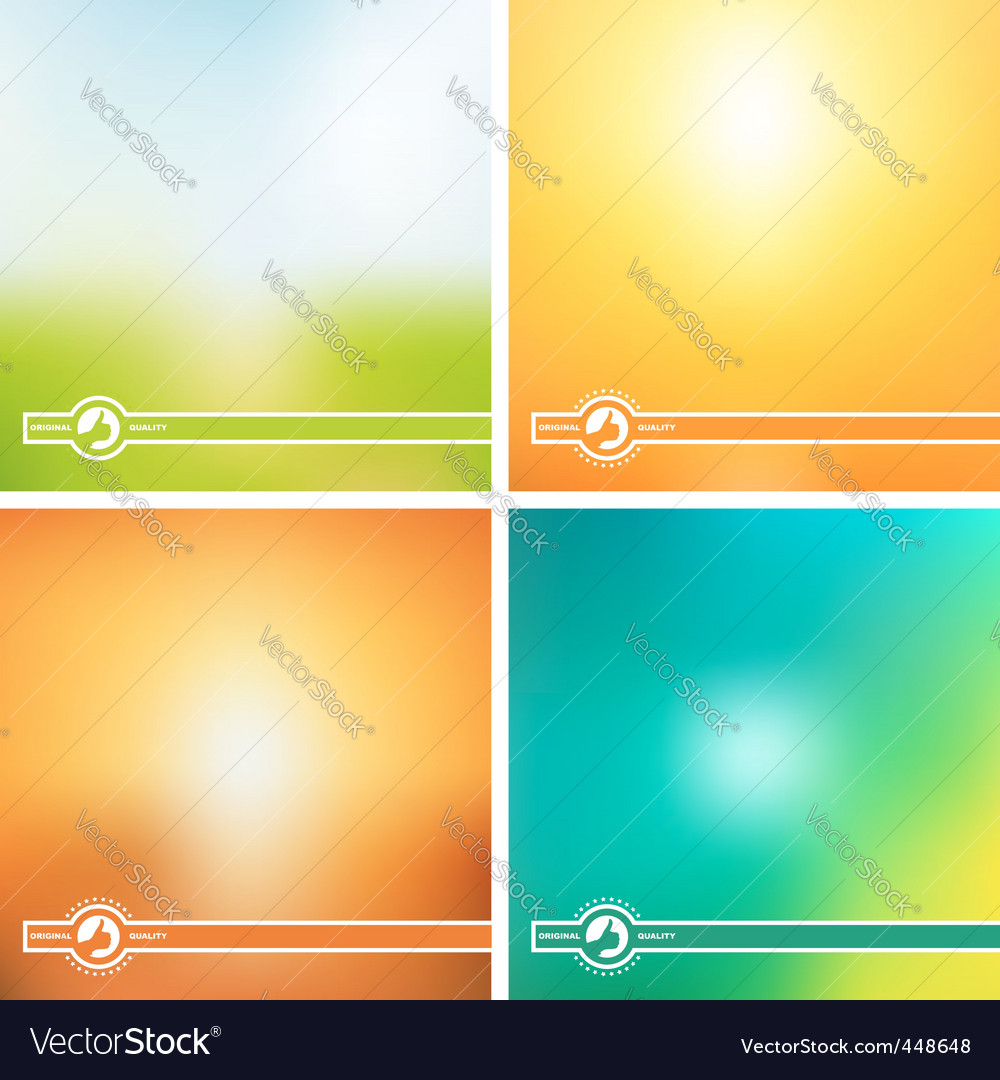Sunny creative background vector | Price: 1 Credit (USD $1)