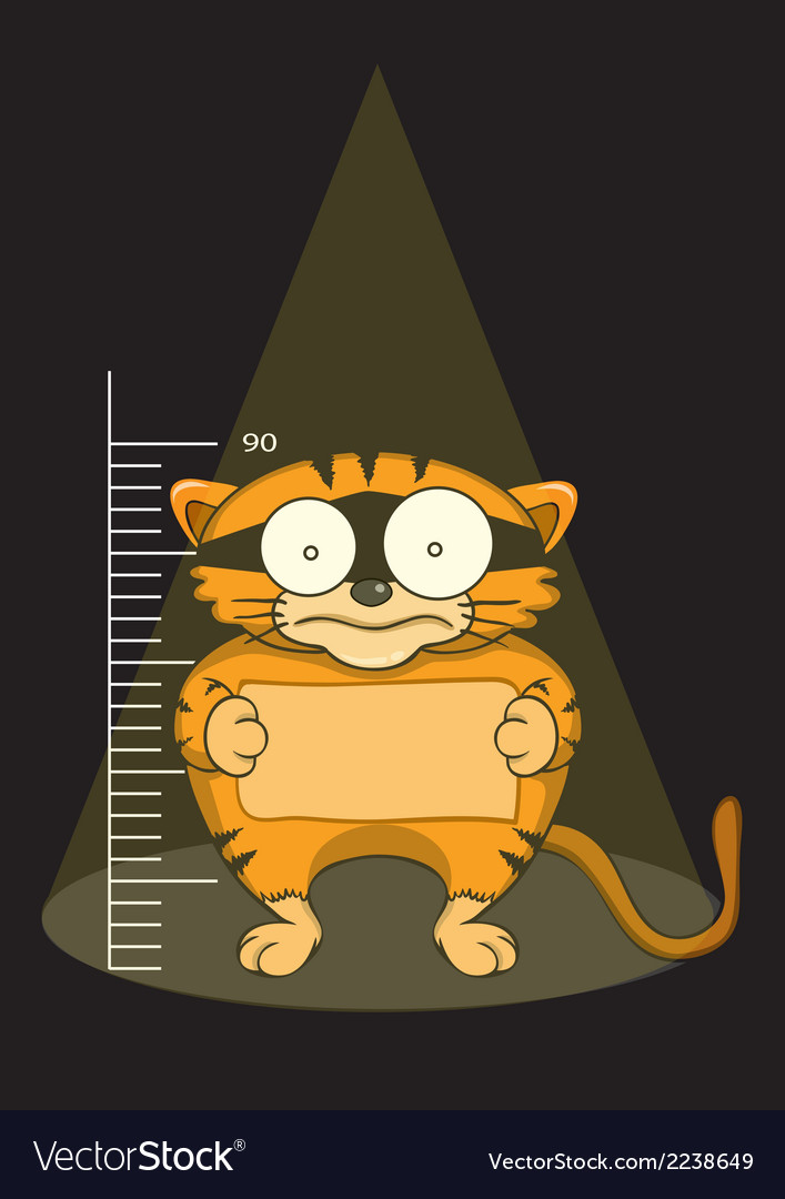Cats prisoners were captured vector | Price: 1 Credit (USD $1)