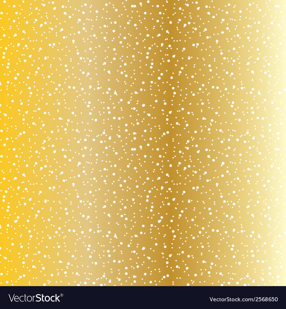 Gold dot texture vector | Price: 1 Credit (USD $1)