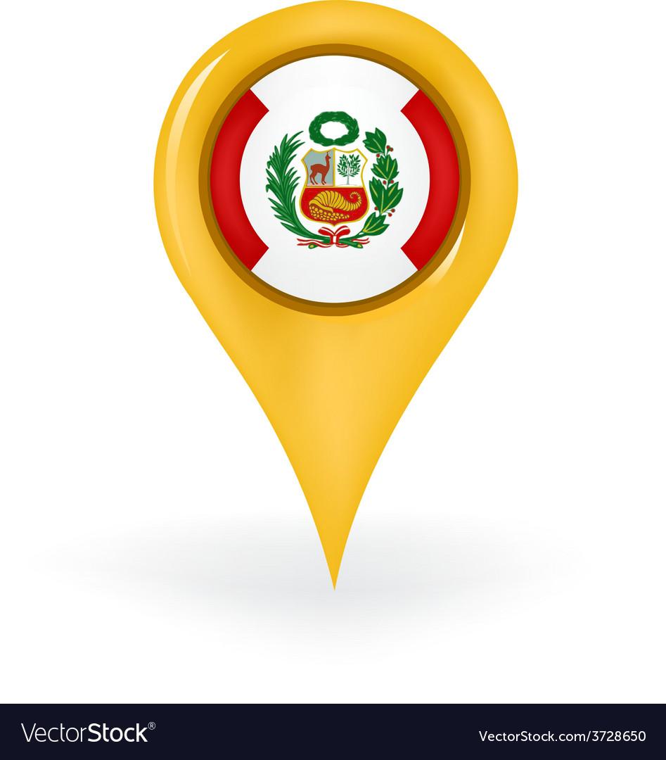 Location peru vector | Price: 1 Credit (USD $1)