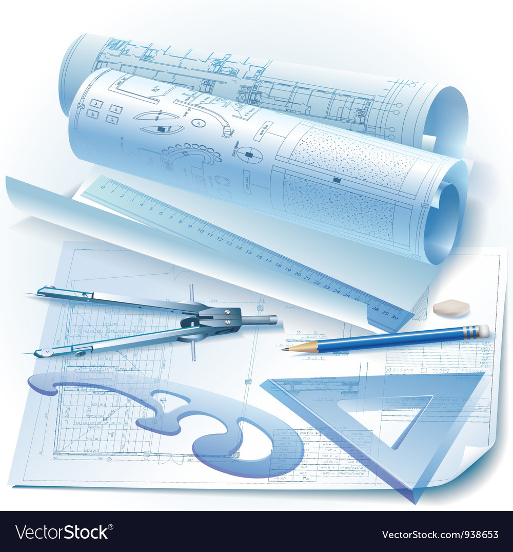 Engineering background vector | Price: 3 Credit (USD $3)