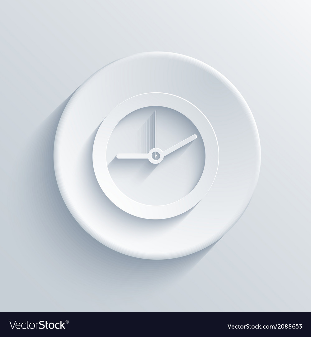 Light circle icon eps 10 vector | Price: 1 Credit (USD $1)