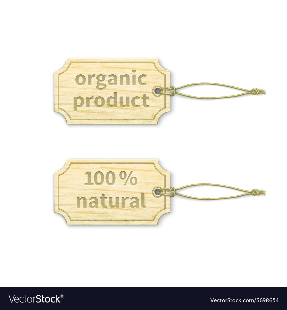 Organic tags set 11 vector   Price: 1 Credit (USD $1)