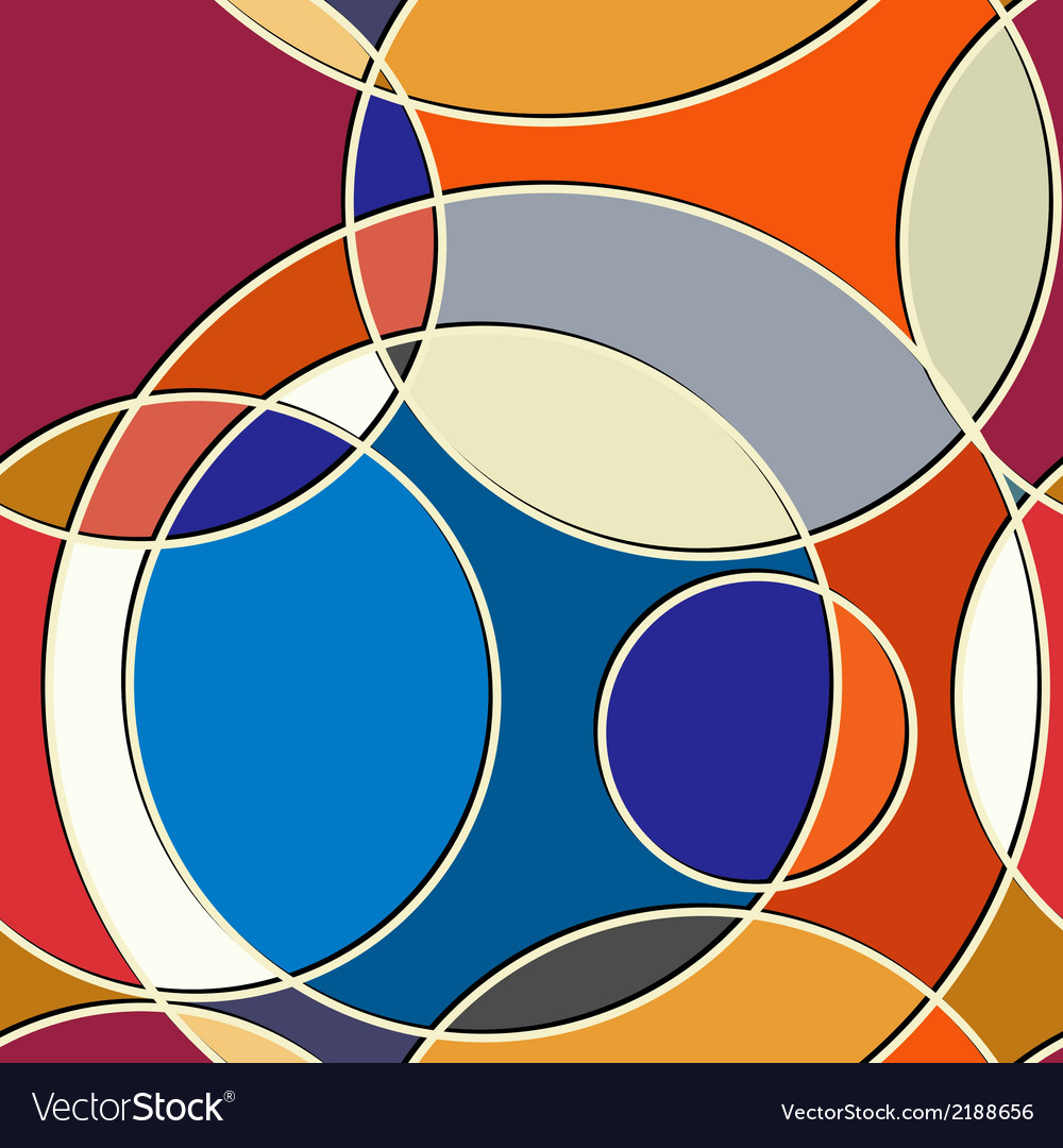 Abstract geometric seamless texture vector | Price: 1 Credit (USD $1)