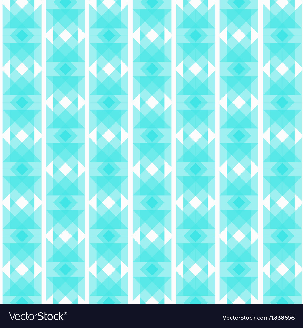 Blue abstract background in ethnic style vector | Price: 1 Credit (USD $1)