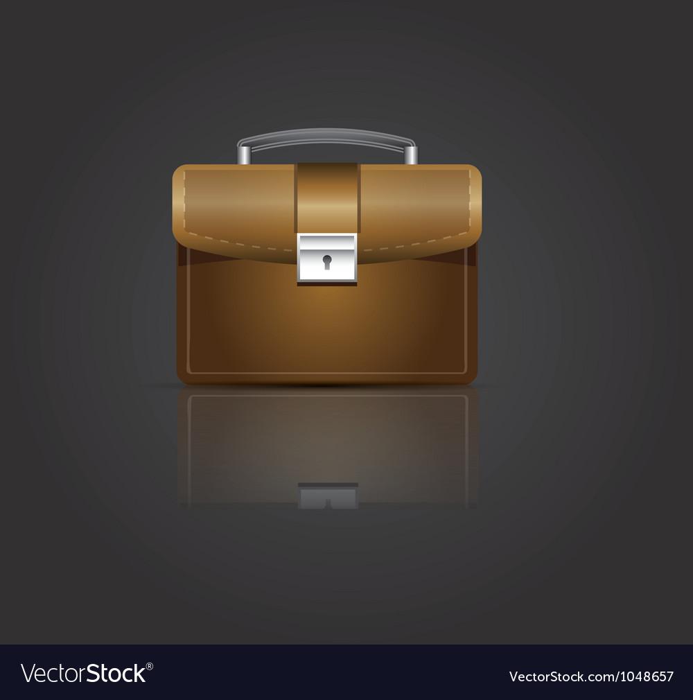 Briefcase vector | Price: 3 Credit (USD $3)