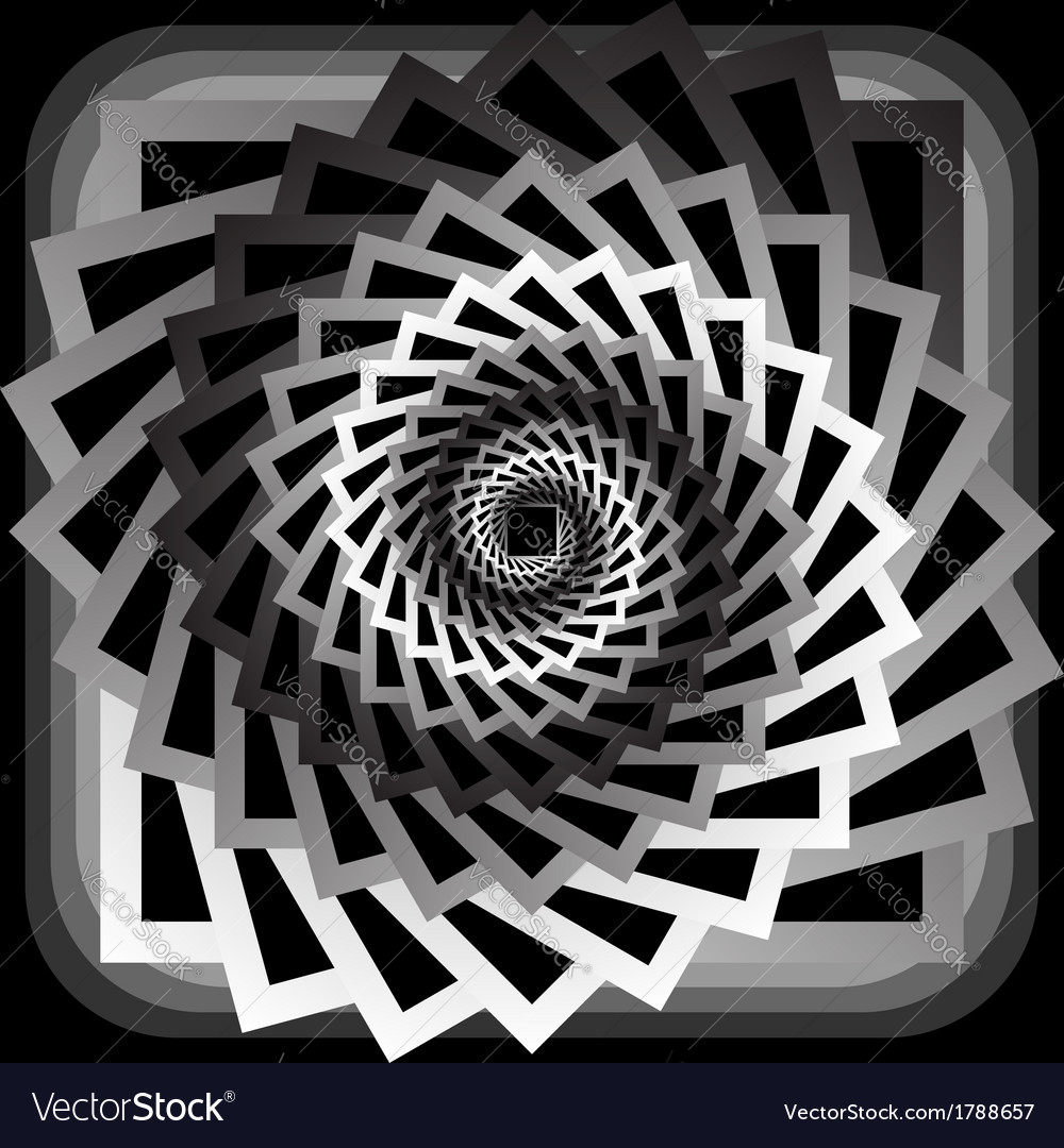 Design abstract spiral movement background vector | Price: 1 Credit (USD $1)