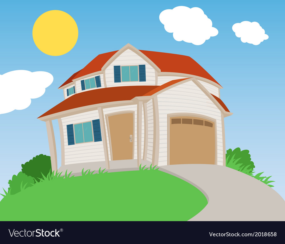 Sweet house vector | Price: 1 Credit (USD $1)